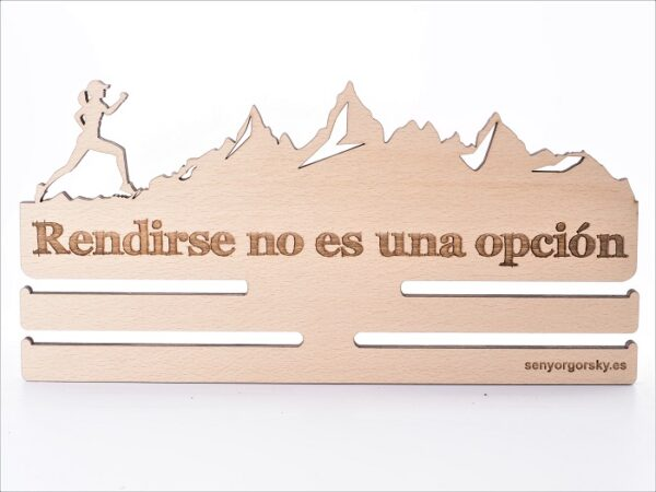 medallero trail chica haya