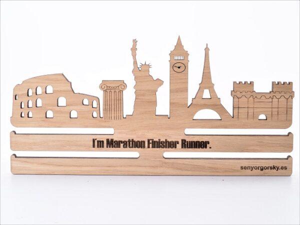 medallero maraton