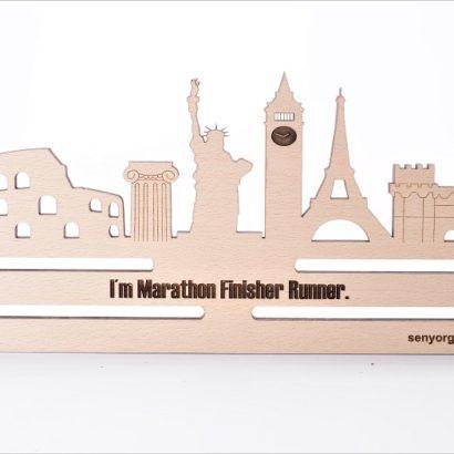 medallero maraton haya
